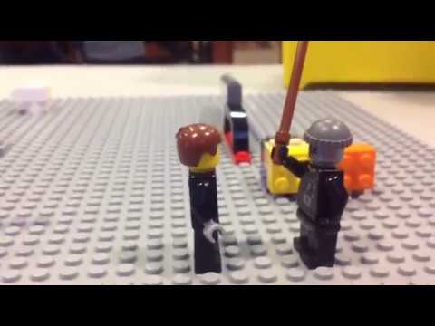 Out of My House (Make Your Own LEGO® Movie) - YouTube