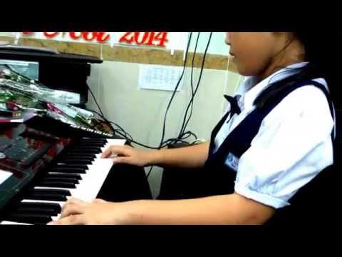 Quê Hương Piano (Trúc Thy 3C) nhacugiatot.com
