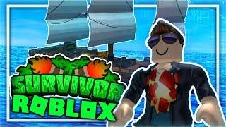 ROBLOX SURVIVOR - Worst Tribe Ever!!