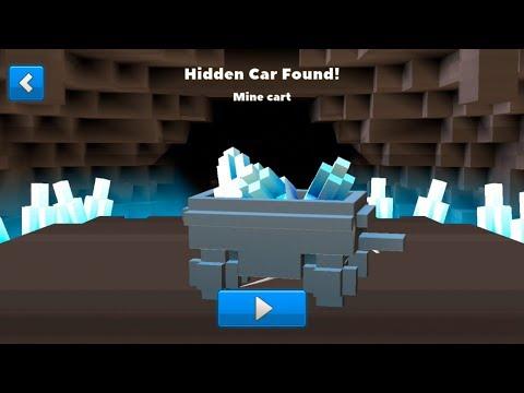 Crash Of Cars Hidden Mine Cart Found !!!
