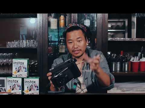 RANGE FINDER INSTANT FILM CAMERA Part 2