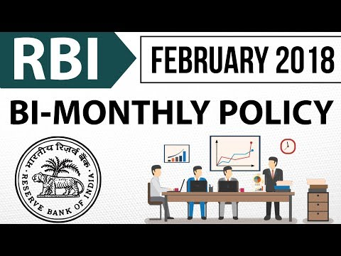 7th February Monetary Policy Review of RBI - Complete analysis for IBPS SBI UPSC RBI Grade B