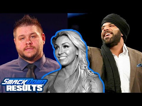 DID JINDER GO TOO FAR? (WWE Smackdown Review & Results 9/19/17 (Going in Raw Wrestling Podcast 289)