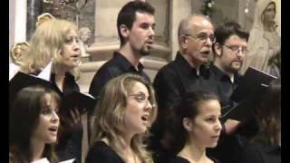 PANGE LINGUA by Bruckner - Choir RONDO HISTRIAE
