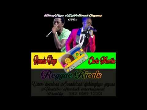 Romain Virgo & Chris Martin - Reggae Rivals Mix