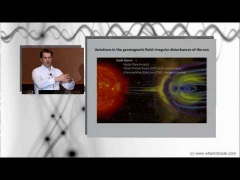 Geomagnetic Disturbances and the Stock Market