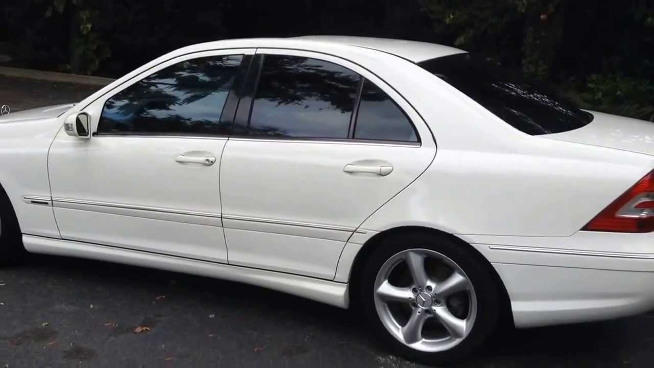2006 MercedesBenz C230 for sale in Tampa Bay Florida  Call for