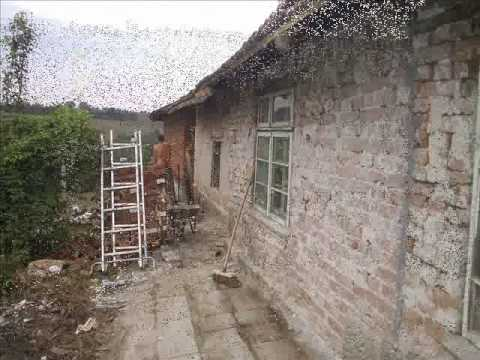 Renovating a Bulgarian Barn on a limited budget