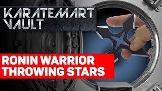 Ronin Warrior Throwing Stars - KarateMart.com