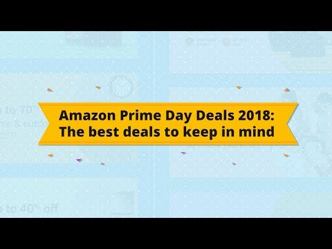 Amazon Prime Day sale 2018: Amazon Echo to Apple iPhone SE, the top tech deals