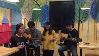 [SMP Guitar Club] Mashup Sáng Tối - Chạy   Phùng Khánh Linh   Guitar Cover