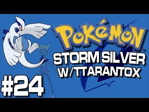 Pokemon Storm Silver - #24 - Journey To The Safari Zone