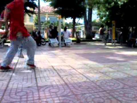 C-walk Vũng Tàu khu Tam Giác past 2
