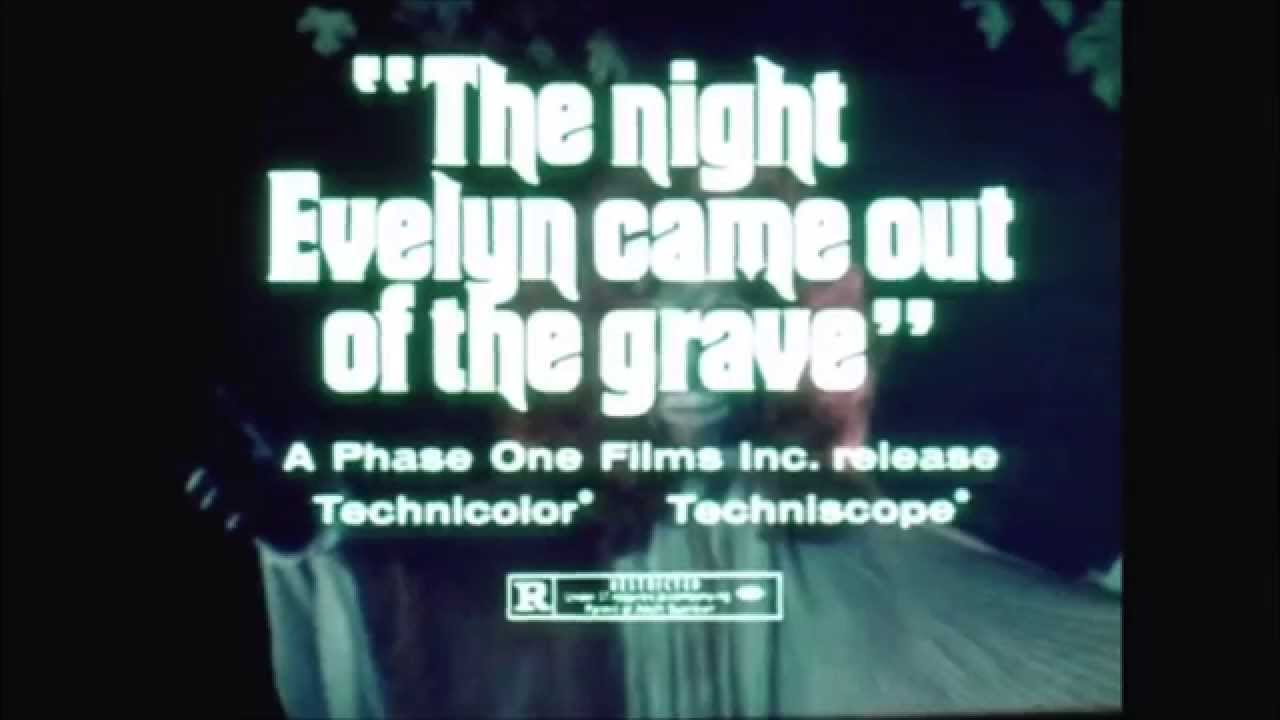 The Night Evelyn came Out of the Grave (1971) - Trailer