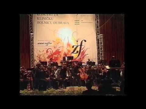 Dvorak Cello Concerto: Dmitry Prokofiev, Milan Horvat, Zagreb Philharmonic Orch., 2/4