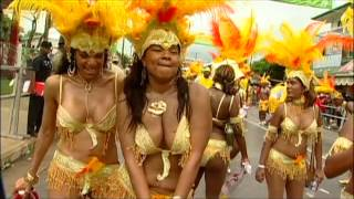 Trinidad and Tobago Carnival Bands