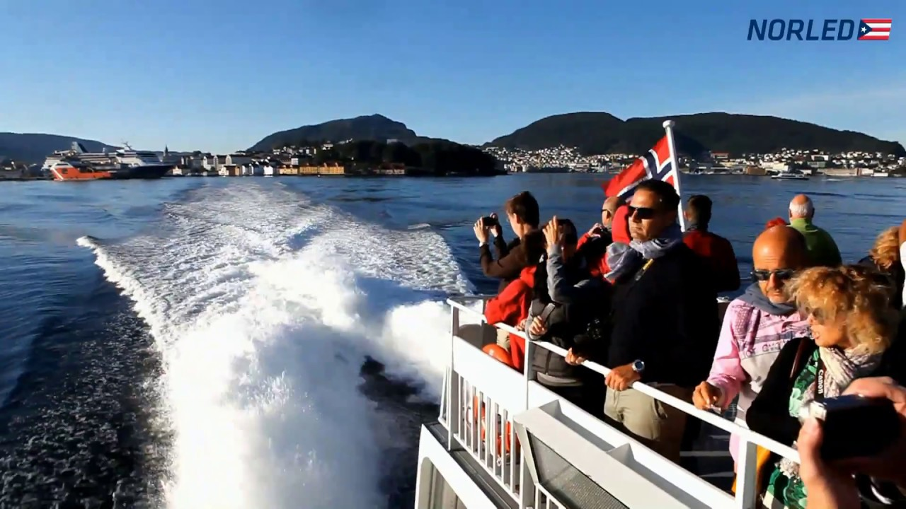 Express boat flåm bergen