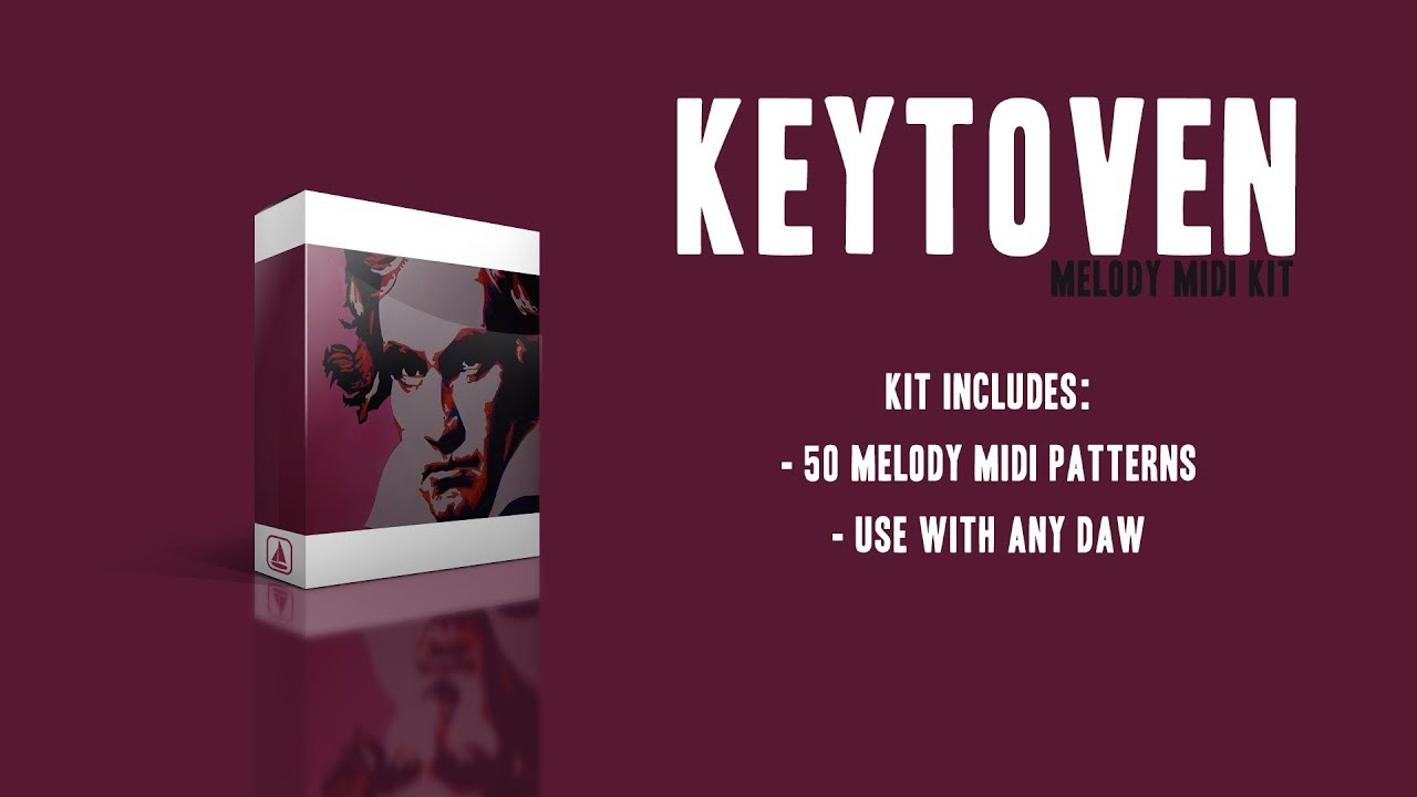 Keytoven Melody Midi Kit Preview | (@TheBeatMajors)