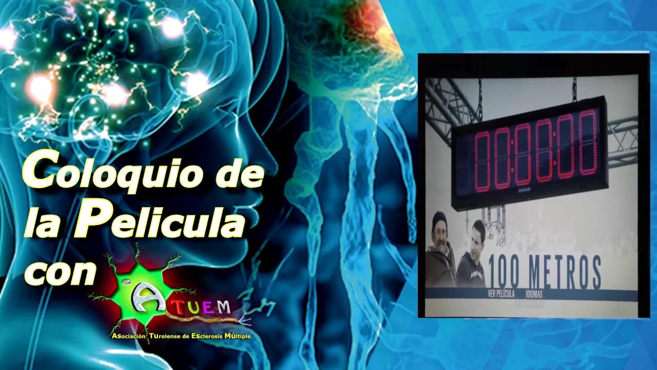 Ver COLOQUIO Pelicula 100M en Español