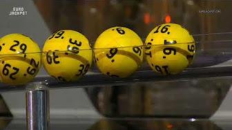 Lottozahlen Eurojackpot Ziehung