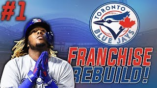 TORONTO BLUE JAYS REBUILD! MLB The Show 19 Franchise Rebuild
