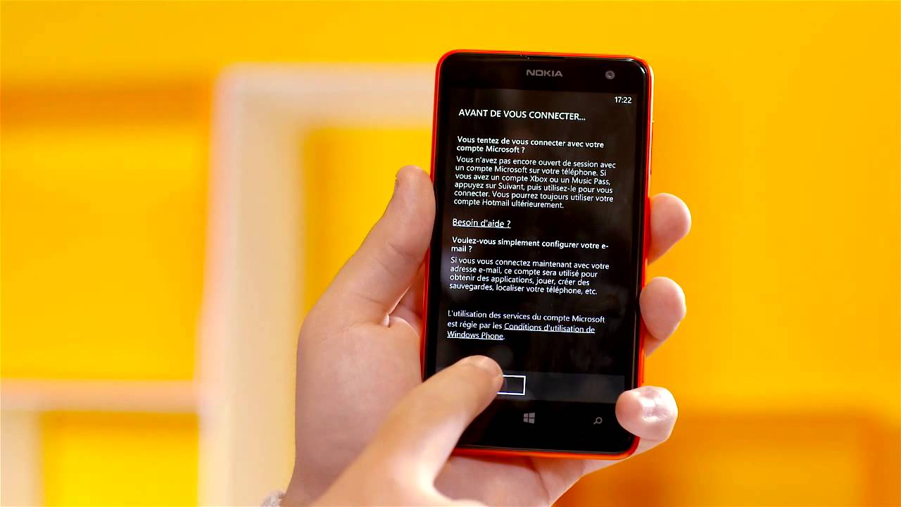 Comment utiliser l'application Localiser mon téléphone sur son Nokia Lumia 1520 ?