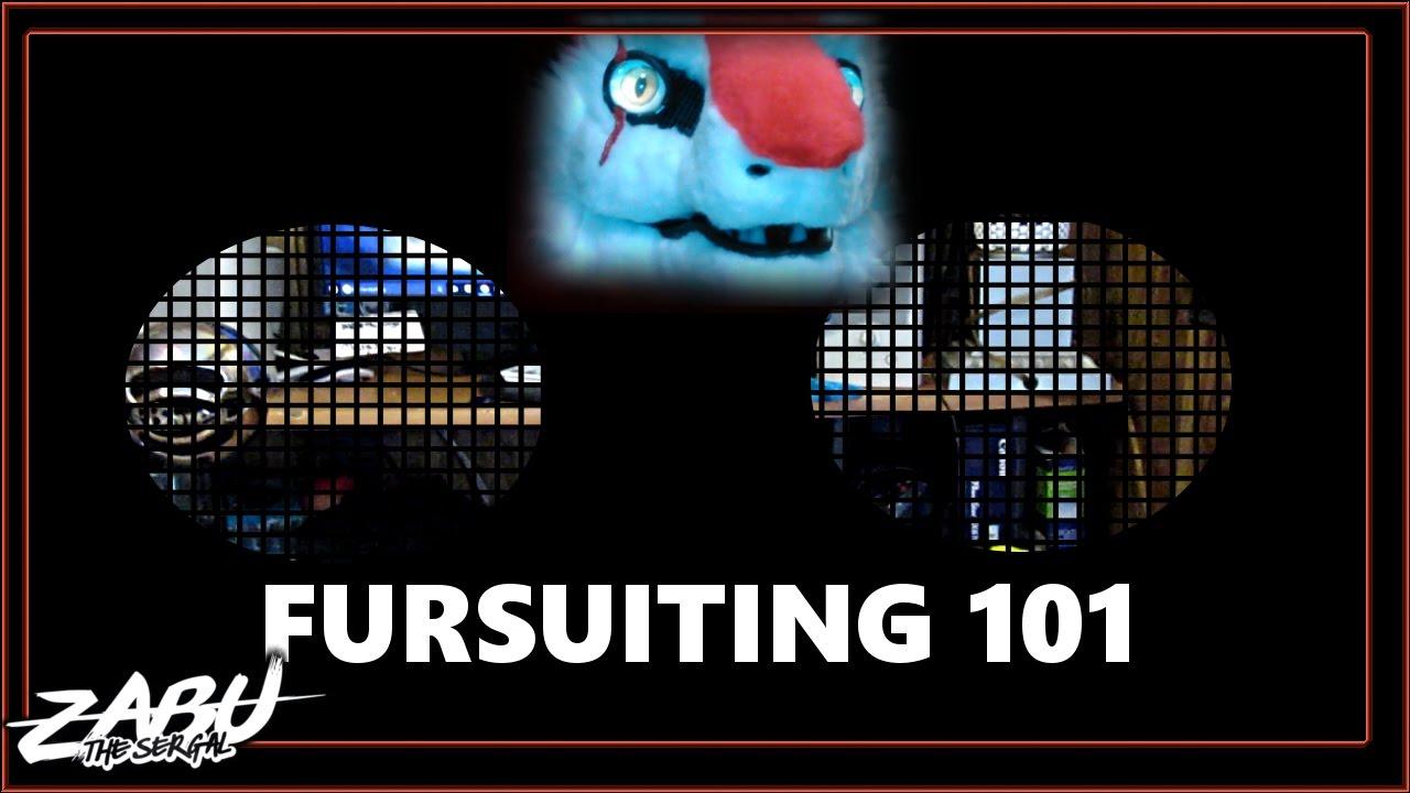 What's It Like Inside A Fursuit Head?! | Fursuiting 101