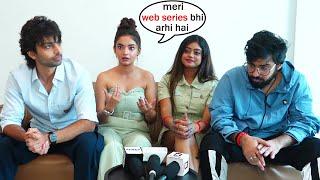 Interview with Sachet Paramapara Tandon, Anushka Sen and Himansh Kohli for Song 'Chura Liya'
