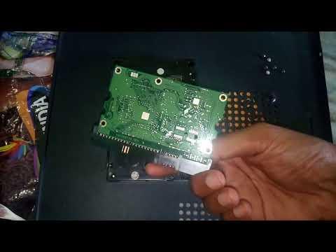 How To Repair Desktop Hard Disk || Repair Not Detected Hard Drive (HDD) At Home