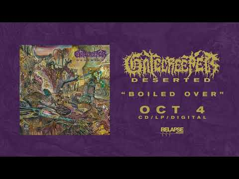 GATECREEPER - Boiled Over (Official Audio)