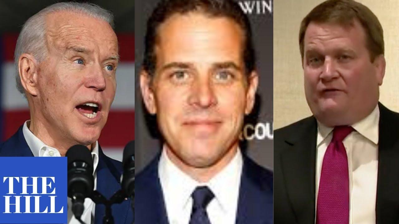 Hunter Biden emails: Tony Bobulinski says he was warned, 'You're ...