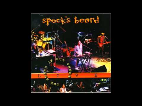 Spock's Beard - The Light (The Beard is Out There - 01)
