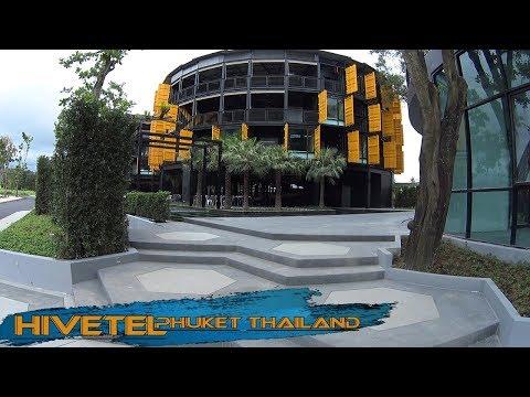 Container Hotel Phuket Thailand ( Hivetel )