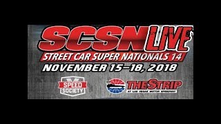 Street Car Super Nationals 2018 From Las Vegas Sunday