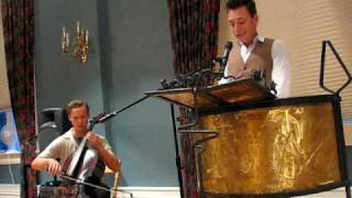Silas House reads from ELI THE GOOD accompanied by Ben Sollee