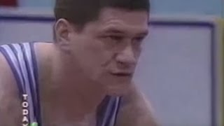 1997 World Weightlifting Championships, Men 83 kg \ Тяжелая Атлетика. Чемпионат Мира