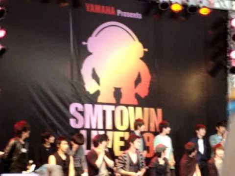 [Fan Cam] SHINee @ Fan Meeting Siam Paragon Bangkok 060209