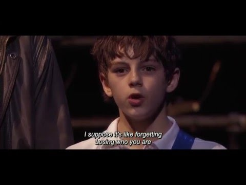 """Electricity"" — Billy Elliot the Musical Live (with lyrics) Elliot Hanna, Zack"
