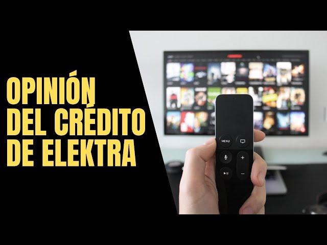 No debes tener un crédito en tienda Elektra   Best Buy se va de México