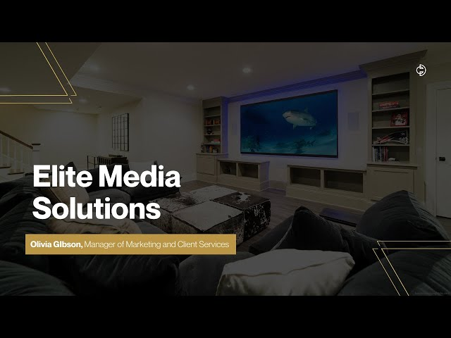 Connected Design Insider Talk: Elite Media Solutions