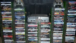 Original Xbox Collection 200+ Games