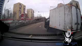 Смотреть видео Москва ДТП Большая Академическая онлайн