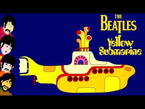 The Beatles - Yellow Submarine - Fausto Ramos