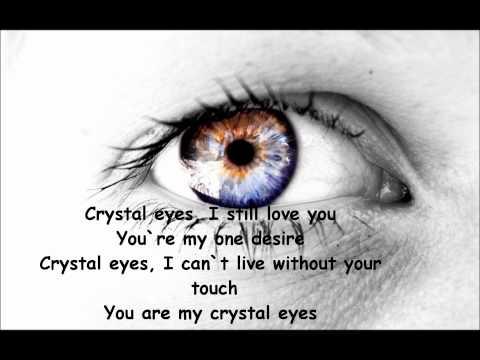 LA Guns-Crystal Eyes Lyrics