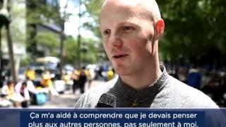 Au delà des races, Falun Dafa transmis dans le monde entier