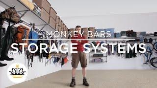 Monkey Bars Storage Systems