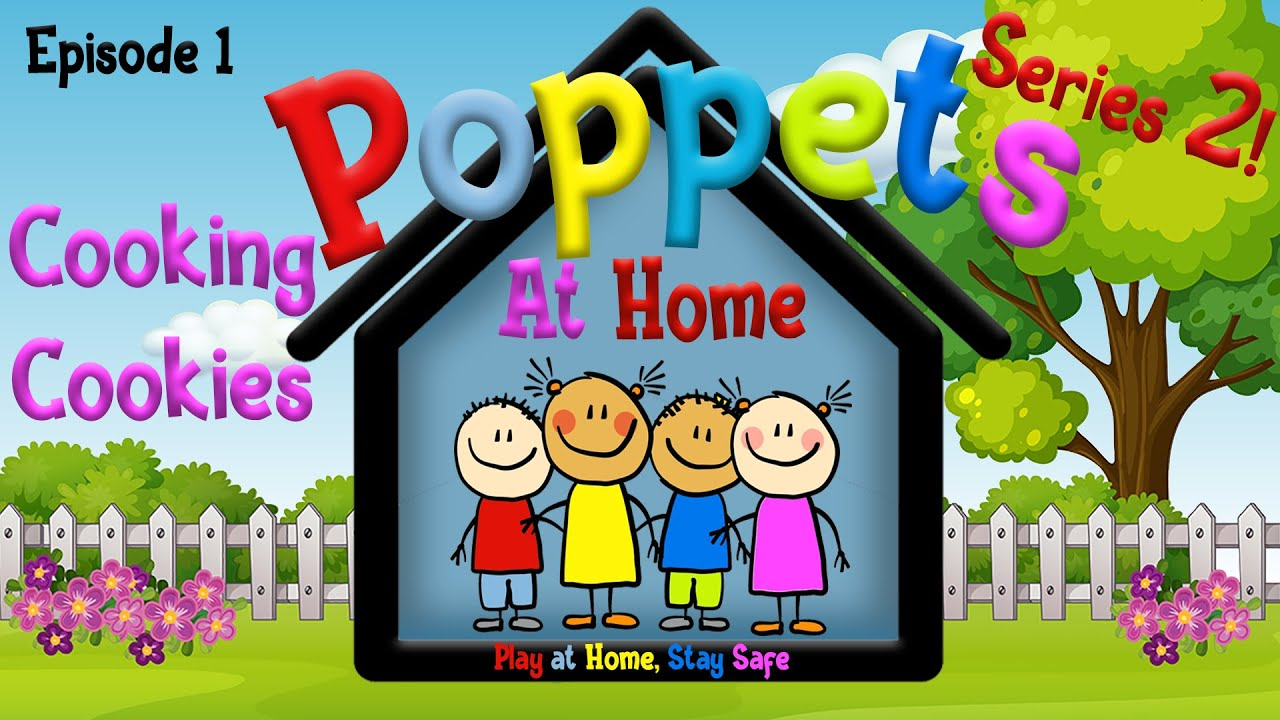 Poppets At Home - Series 2