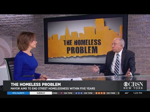 New York's Plan For The Homeless Crisis: Will It Work?