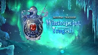 Mystery Trackers 9: Winterpoint Tragedy Gameplay | HD 720p