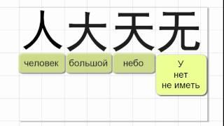 Мнемонический китайский  Урок 1